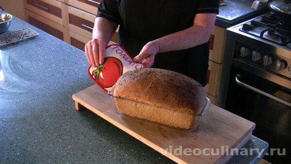 Хлеб из цельной муки
