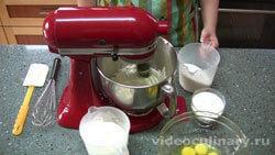 Ингредиенты Пирожные Ёжики