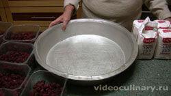 Ингредиенты Варенье из малины (быстрого приготовления)