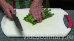 Ингредиенты Пирожки с зеленым луком и яицами