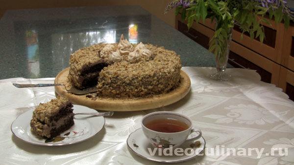 Пражский торт (торт Прага)
