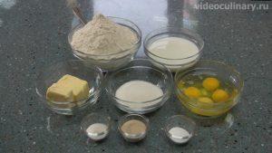 Ингредиенты Плюшки
