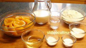 Ингредиенты Фрукты в ромовом кляре