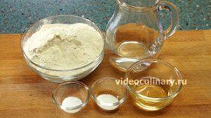 Ингредиенты Тесто для штруделя (струделя) или растянутое тесто