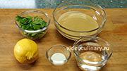 Ингредиенты Классический соус Тхина из кунжутной пасты