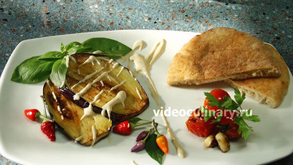Классический соус Тхина из кунжутной пасты