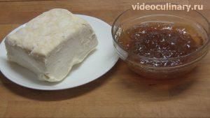 Ингредиенты Ветрячки из слоёного теста