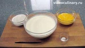 Ингредиенты Крем-брюле