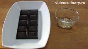 Ингредиенты Шоколадные розы