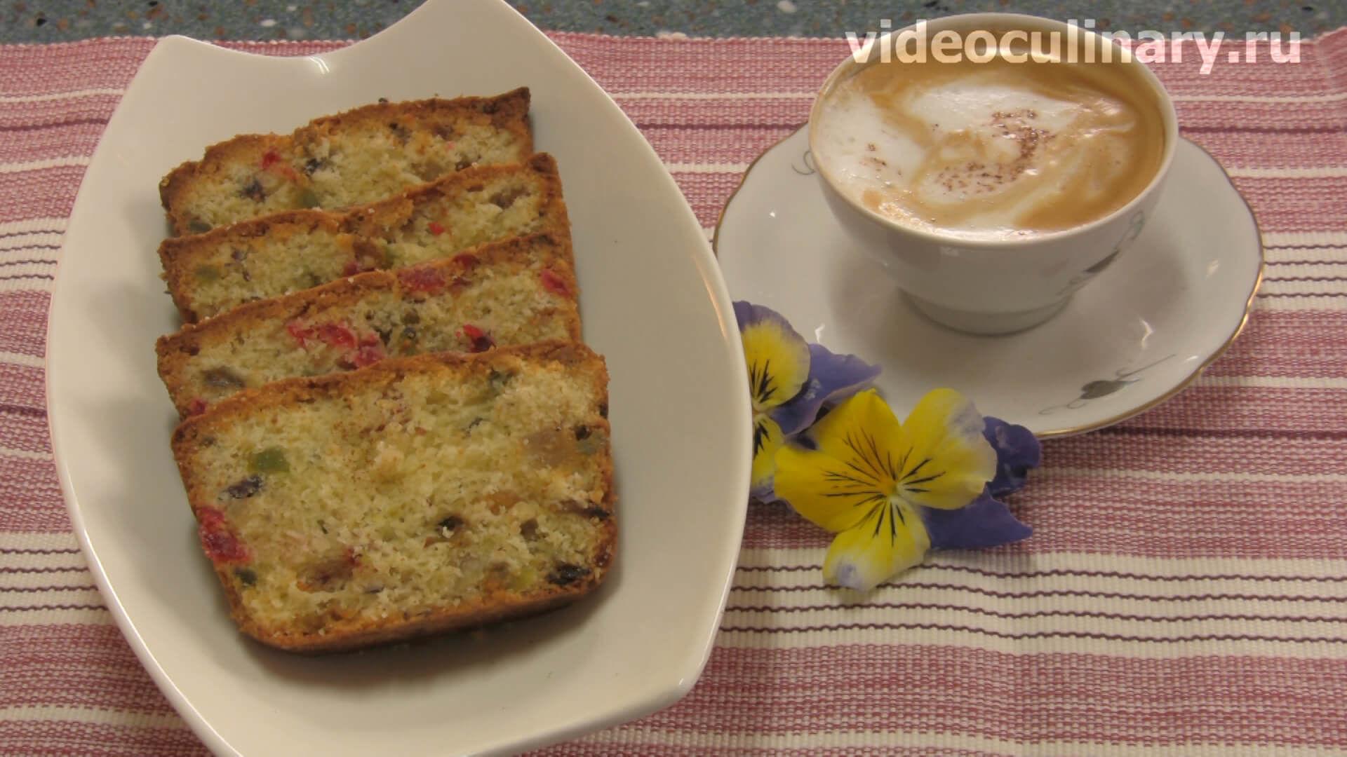 как сделать кексы в домашних условиях рецепт видео