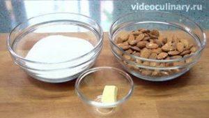 Ингредиенты Миндаль в сахаре