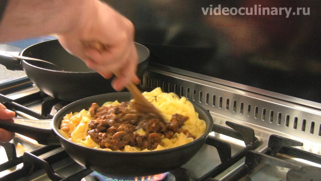 Как приготовить лагман жареный в домашних условиях пошаговый рецепт с