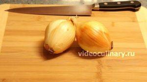 Ингредиенты 4 способа нарезки лука