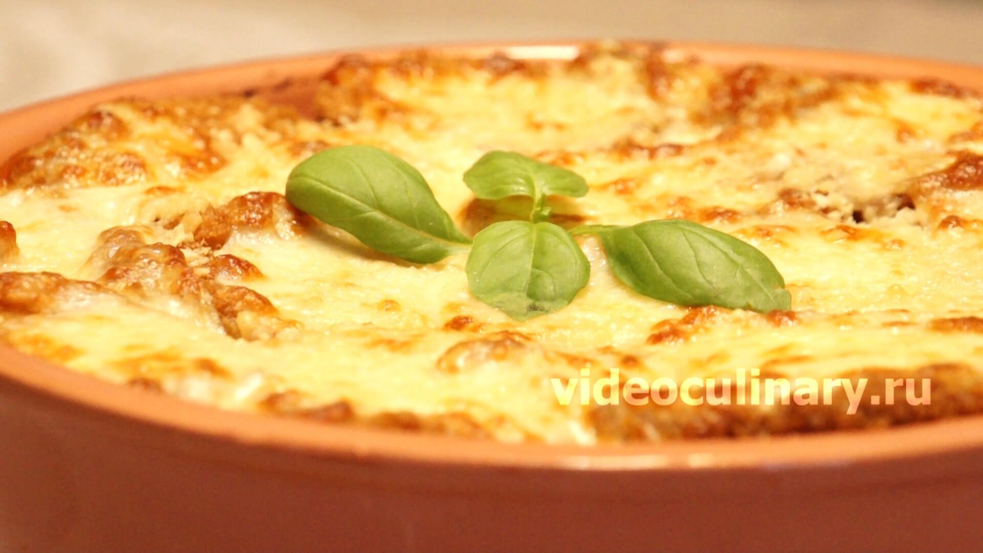 Баклажаны с сыром пармезан