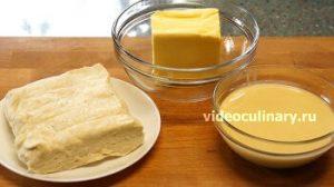 Ингредиенты Пирожные Валентинки