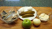 Ингредиенты Салат Мировой закусон