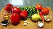 Ингредиенты Салат Южный