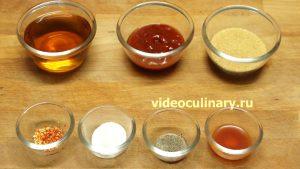 Ингредиенты Соус барбекю