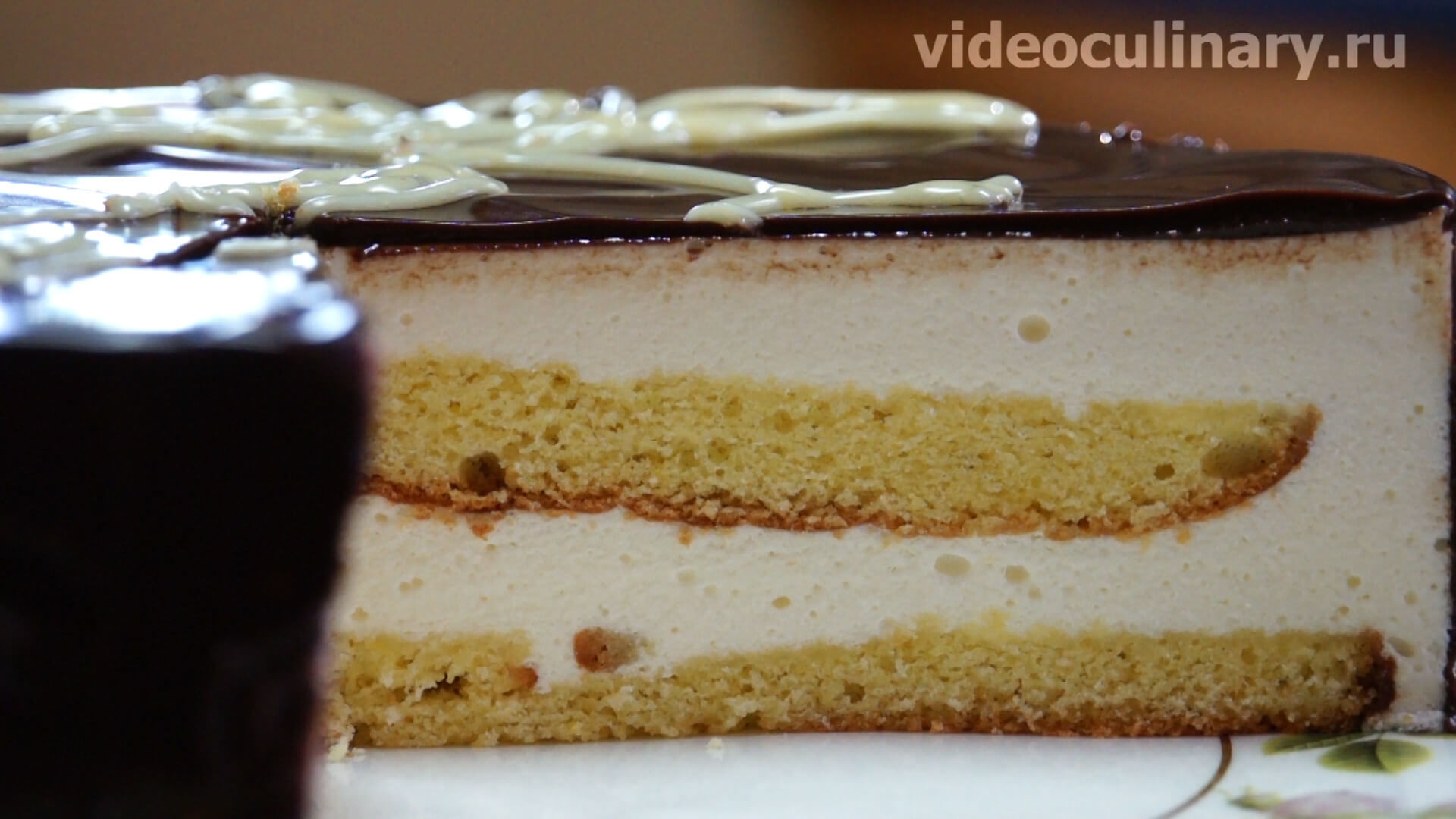 торт птичье молоко от бабушки эммы рецепт с фото пошагово