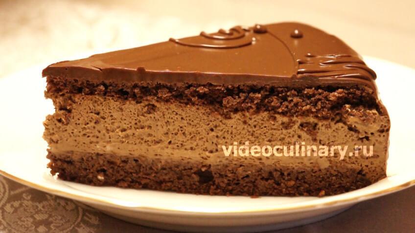 Шоколадный торт Даниэлла