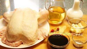 Ингредиенты Адобо из курицы