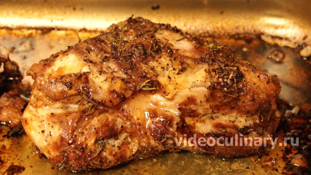 Рецепты из свиной шеи с пошаговым