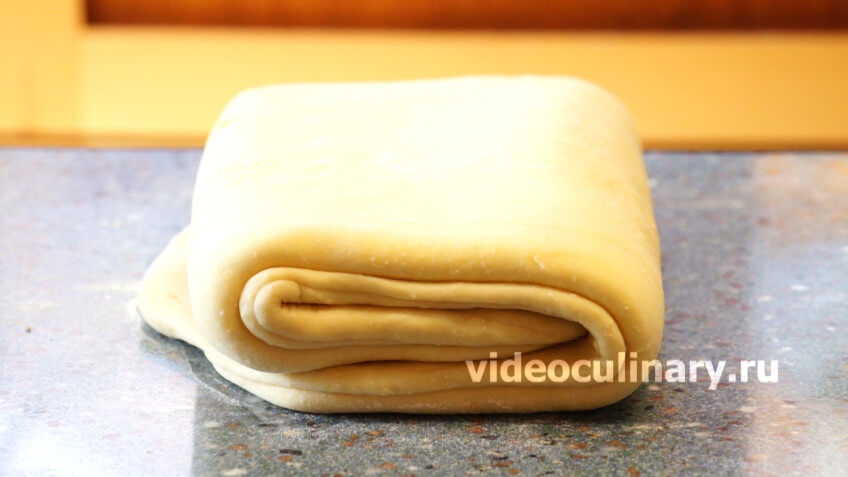 Дрожжевое слоёное тесто (danish)