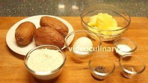 Ингредиенты Картофельные палочки, жаренные в топленом масле