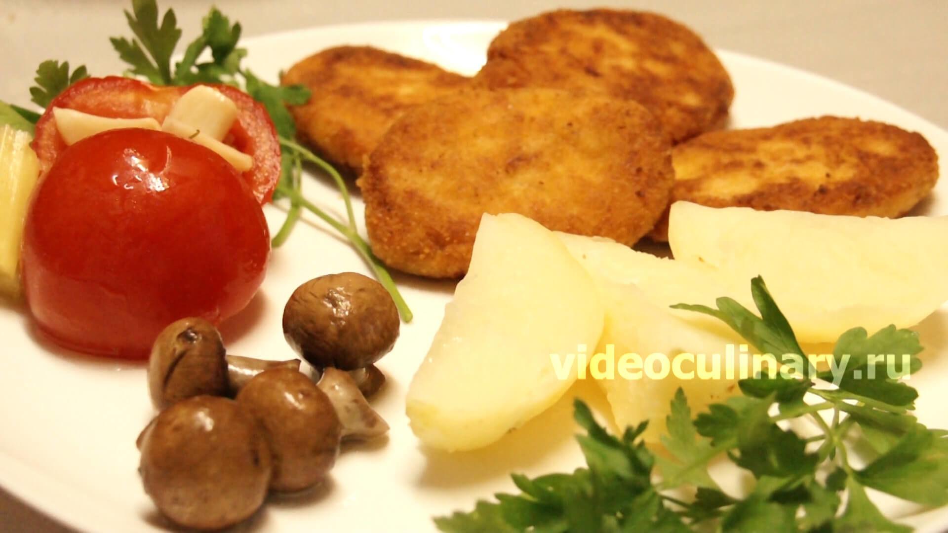 рецепты вкусных рыбных котлет из сазана