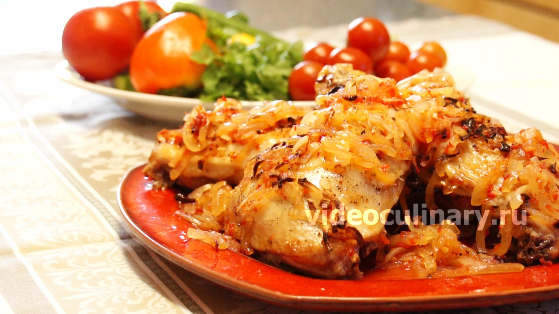 Блюда из окорока рецепты