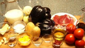 Ингредиенты Мусака