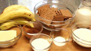 Ингредиенты Торт Банановый рай