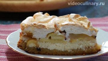 рецепт орехового торта бабушки эммы