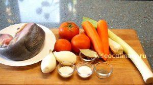 Ингредиенты Говяжий язык в томатном соусе