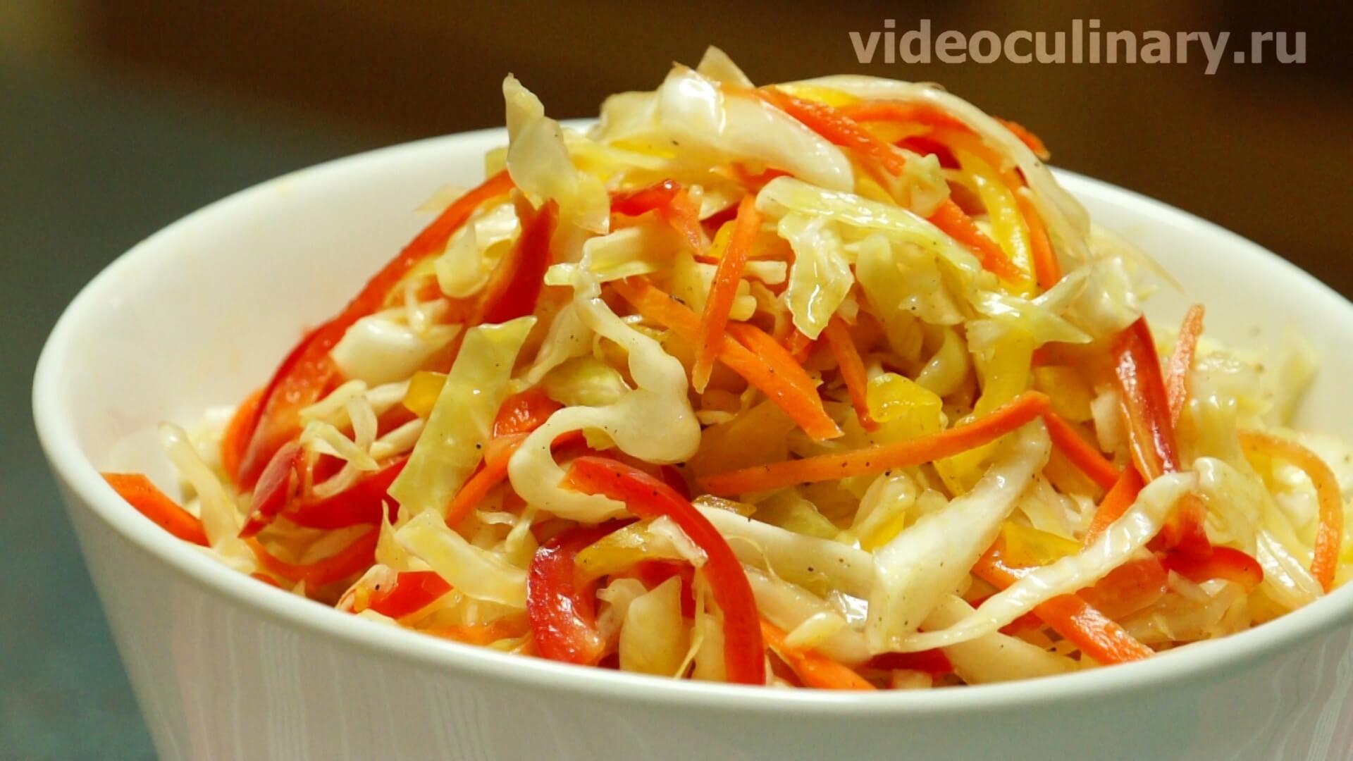 Блюда из краснокочанной капусты рецепты