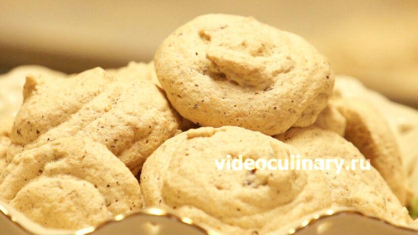 Печенье неказистое, но вкусное. Brutti ma buoni