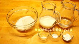 Ингредиенты Карамельная глазурь