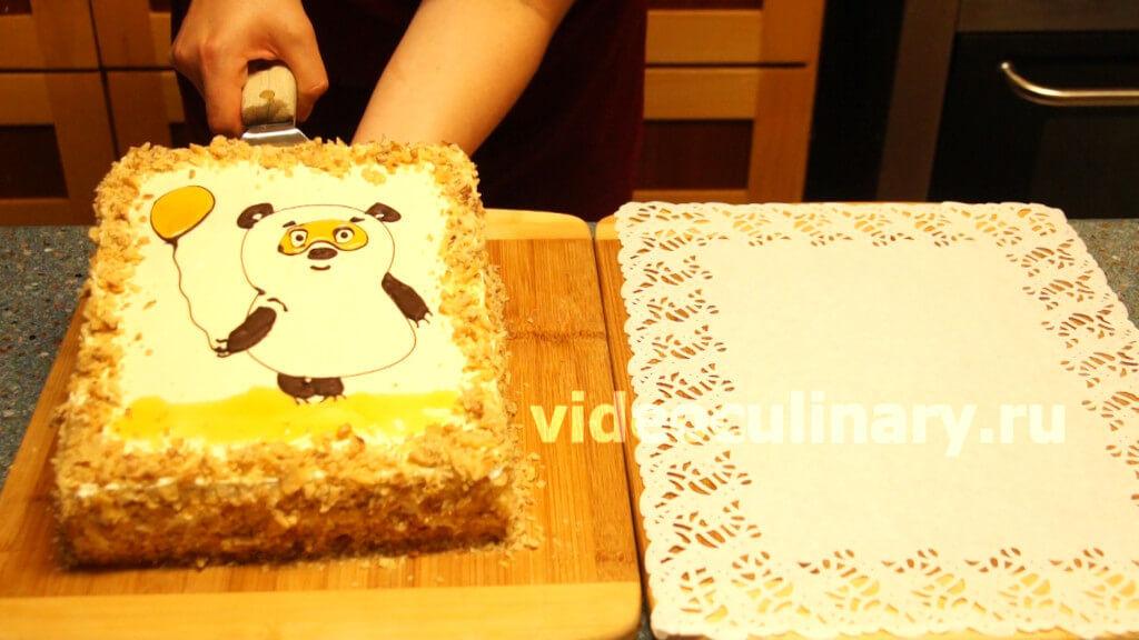 Рецепты тортов бабушек пошаговым фото
