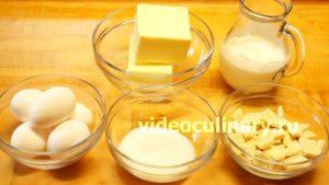 Ингредиенты Масляный крем Нежность