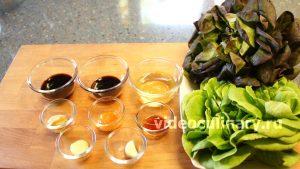 Ингредиенты Салат листовой по-королевски