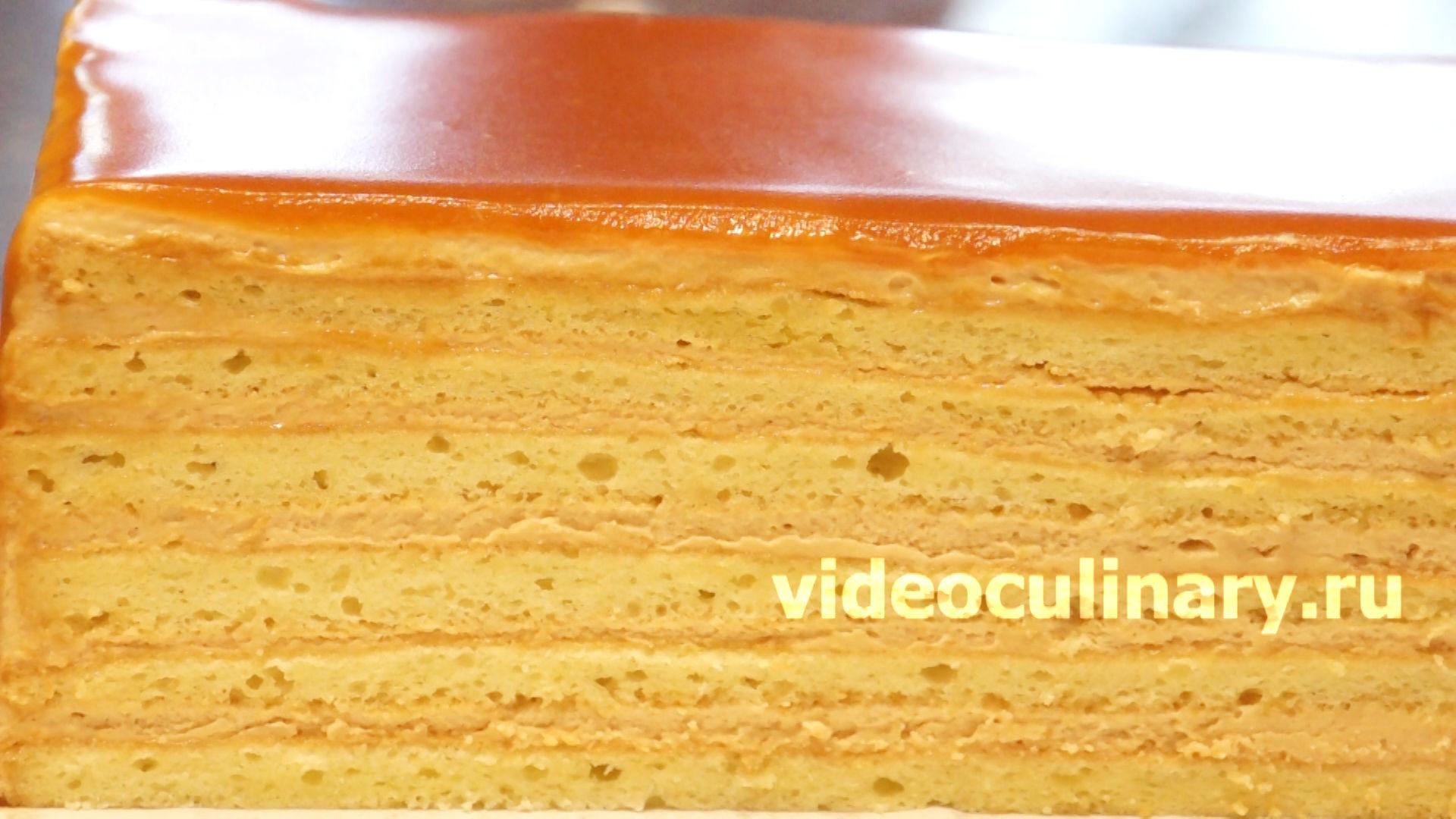 Торт Карамель