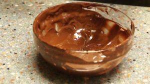 Ингредиенты Украшение торта шоколадным кружевом