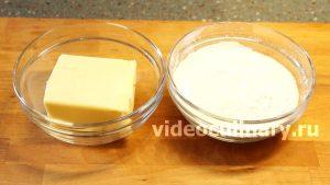 Ингредиенты Самый простой масляный крем