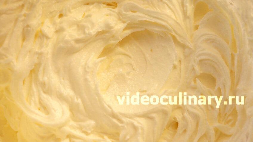 Самый простой масляный крем