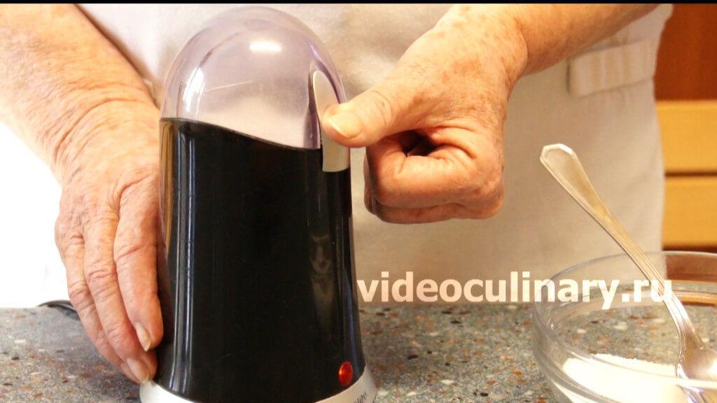 Как из сахара сделать пудру в домашних условиях
