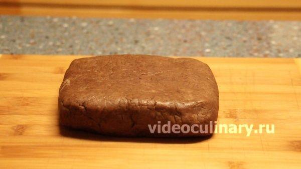 Песочное Шоколадное Тесто