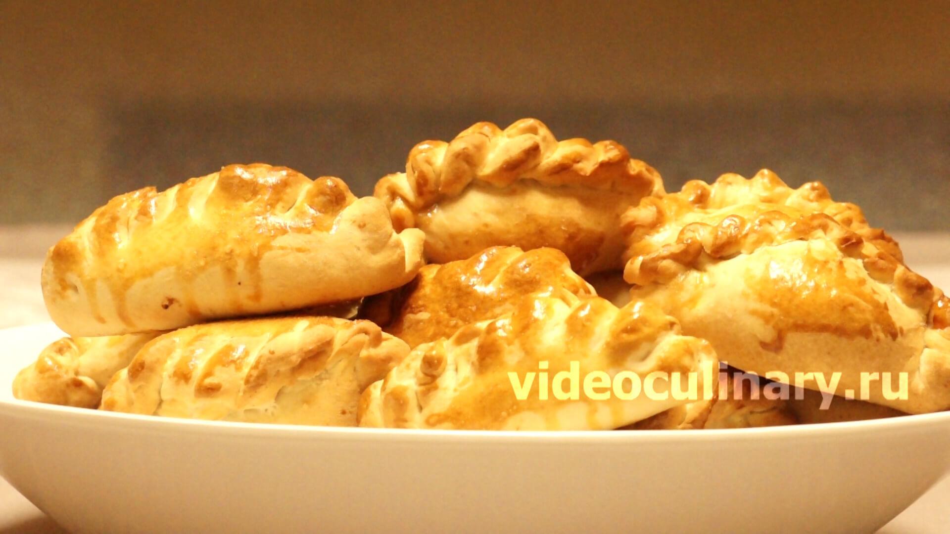 дрожжевые пирожки в духовке от бабушки эммы видео рецепт