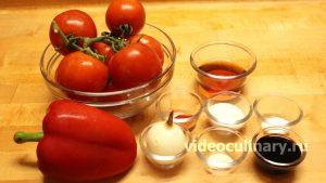 Ингредиенты Кетчуп