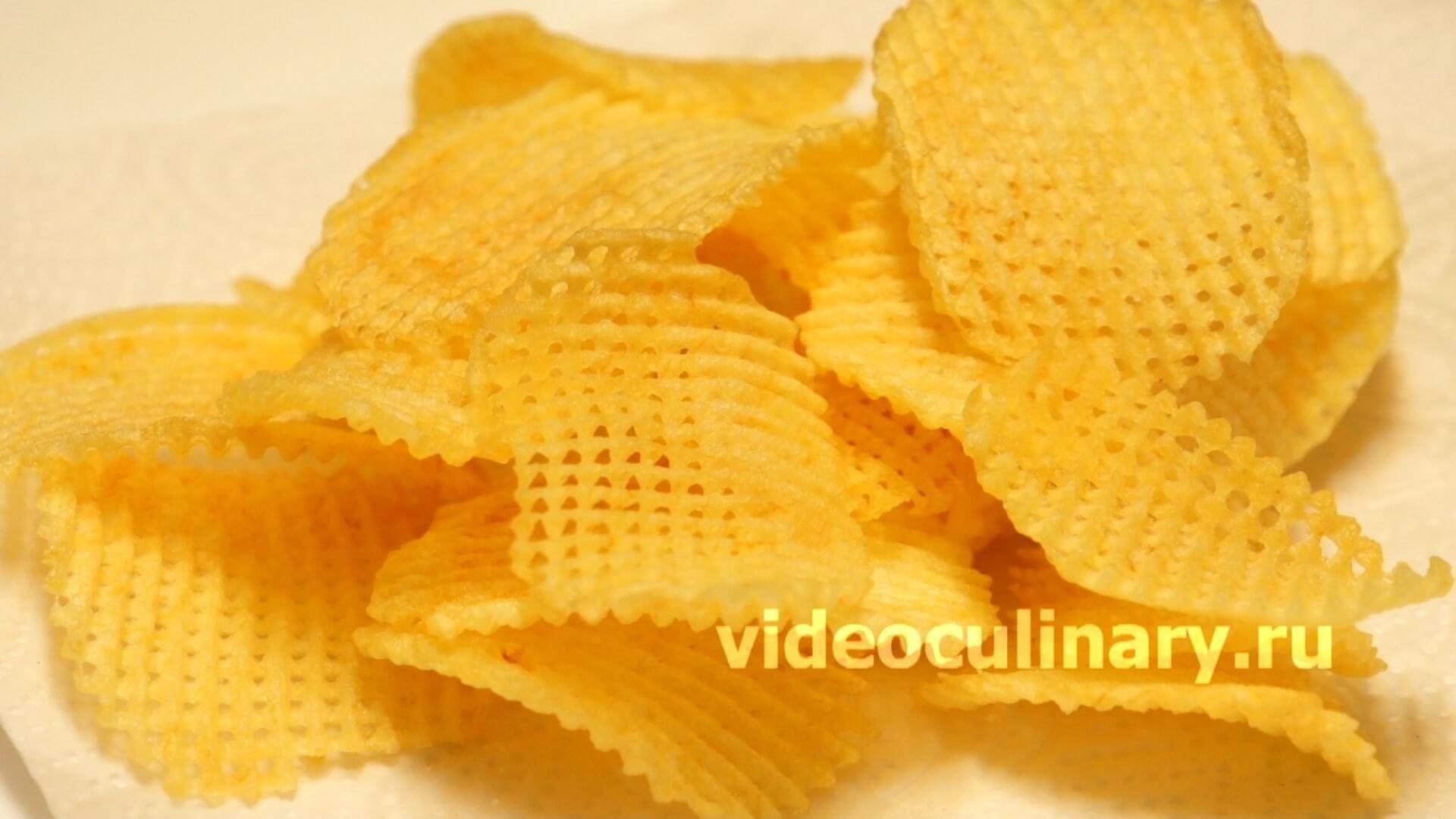 Фигурные чипсы