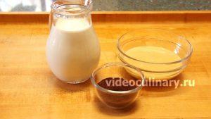 Ингредиенты Сливочный шоколадный крем со сгущенкой